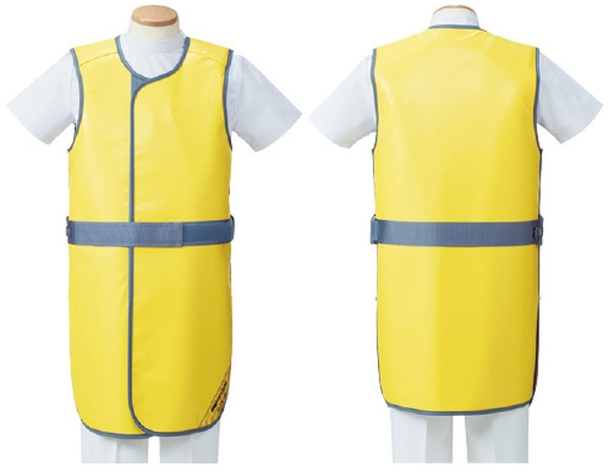 【送料無料】-防護衣 シンプラー・コート SSC-25LL(ソフライト) 品番 my19-3450-0207 1入り-【MY医科器機】JAN 4580331440295