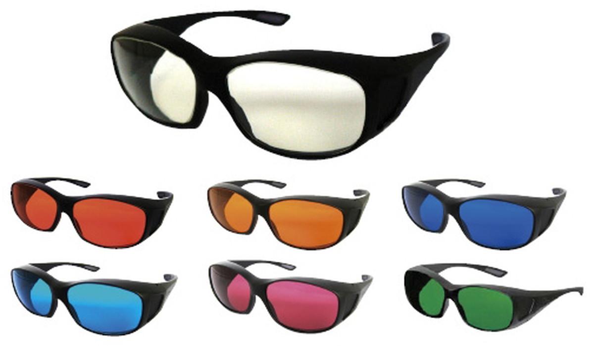 【送料無料】-レーザ保護眼鏡 RSX-4/YG 品番 my23-6843-06-- 1入り-【MY医科器機】JAN 4541492000315