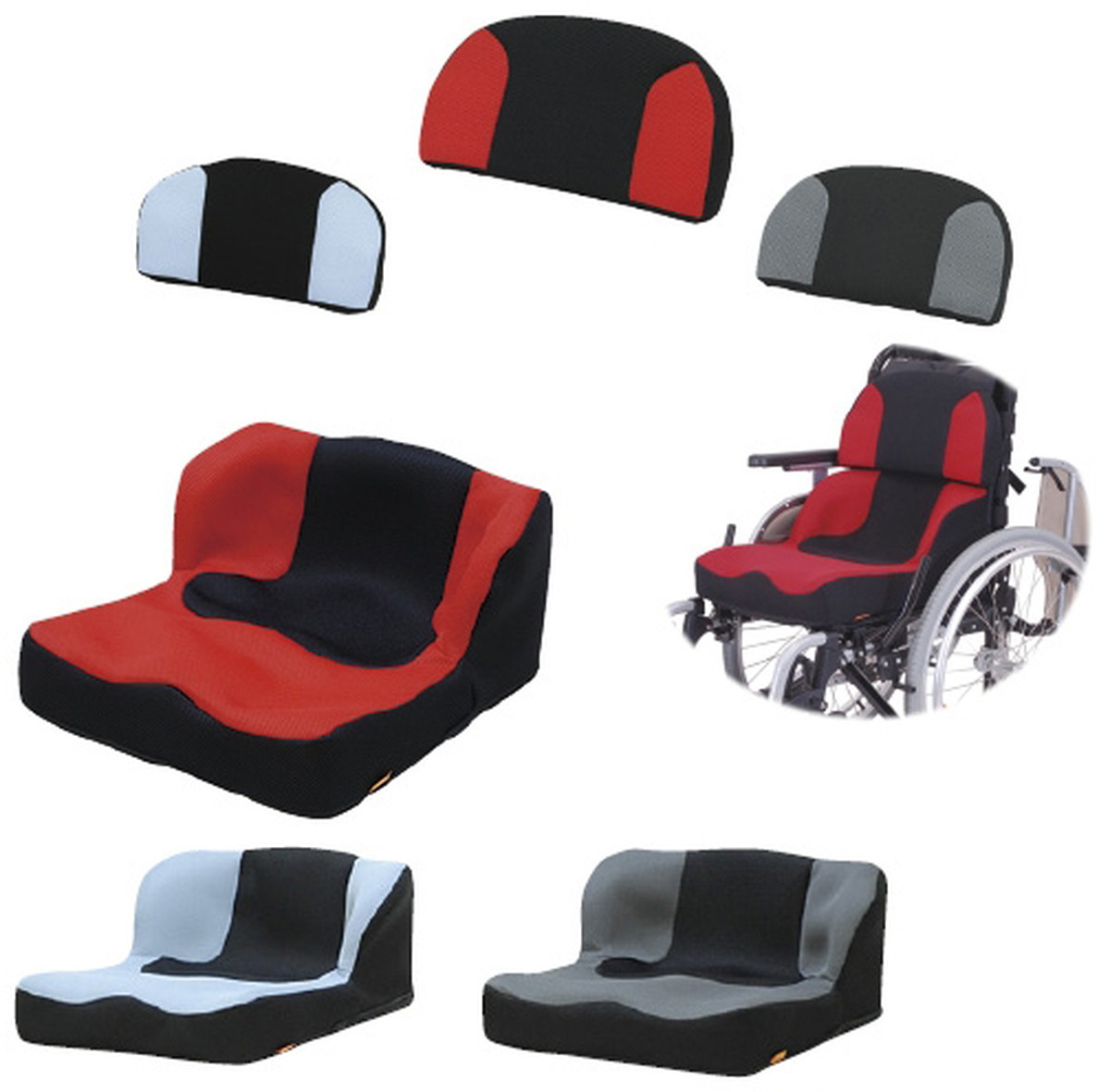 【送料無料】-座位保持クッションLAPS(ラップス TC-LS11(セット) 品番 my24-3062-0203 1入り-【MY医科器機】JAN 4523725003799
