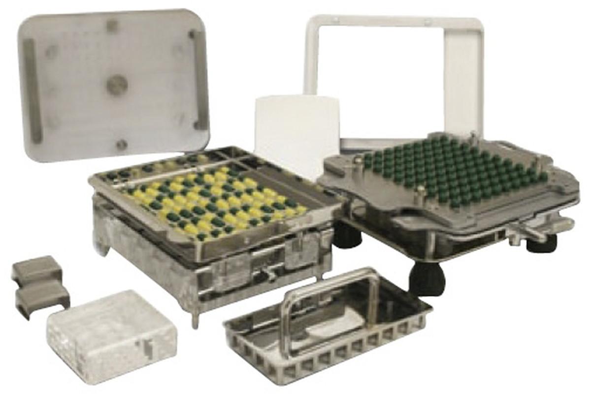 ★ポイント最大16倍★【送料無料】-卓上型カプセル充填システム KCH-10(4ゴウ) 品番 my24-4757-05-- 1入り-【MY医科器機】