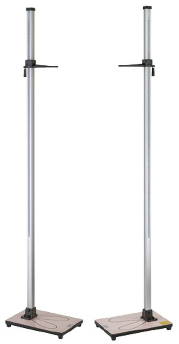 ★最大P24倍★ 1/9-1/16【送料無料】-シルバー身長計 YS502-P(1.5M) 品番 my24-4942-01-- 1入り-【MY医科器機】