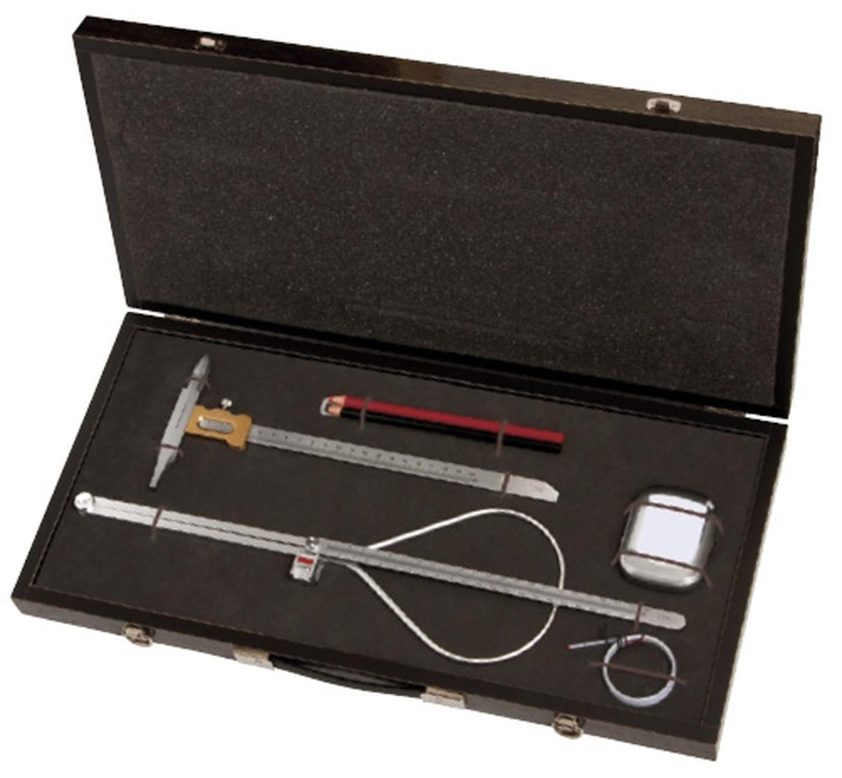 【送料無料】-マルチン式人体測定器セット MB 品番 my24-4949-00-- 1入り-【MY医科器機】