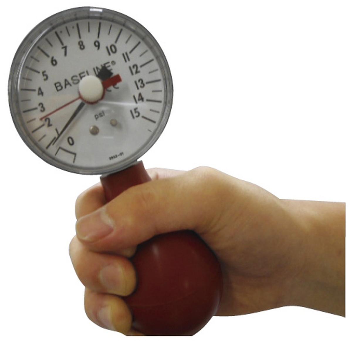 ★ポイント最大14倍★【送料無料】-ハンド圧力計(握力計) R-366-C 品番 my24-4953-00-- 1入り-【MY医科器機】
