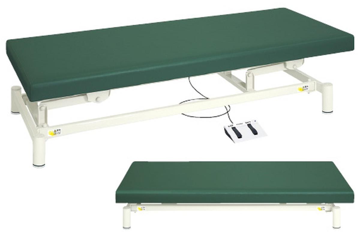 【送料無料】-電動診察台(低床タイプ) TB-1151(60X190X35-73 品番 my24-4982-0109 1入り-【MY医科器機】
