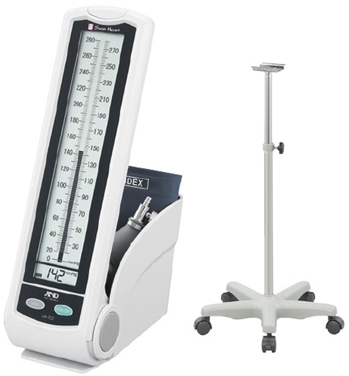 【送料無料】-水銀レス血圧計(スワンハート) UM-102B-JC 品番 my24-5170-00-- 1入り-【MY医科器機】JAN 4981046701556