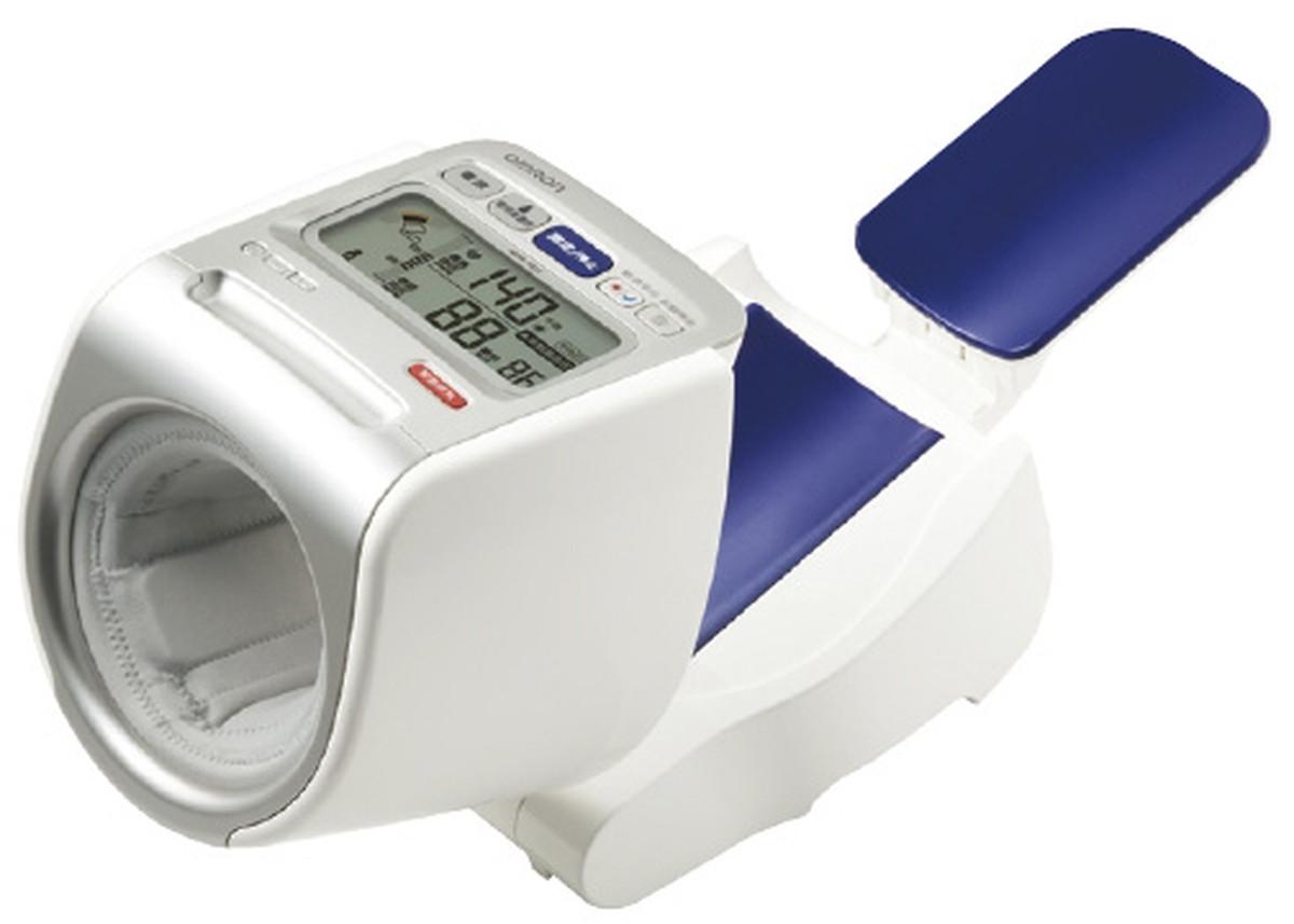 ★ポイント最大16倍★【送料無料】-デジタル自動血圧計 スポットアーム HEM-1021 品番 my24-5590-00-- 1入り-【MY医科器機】JAN 4975479416958