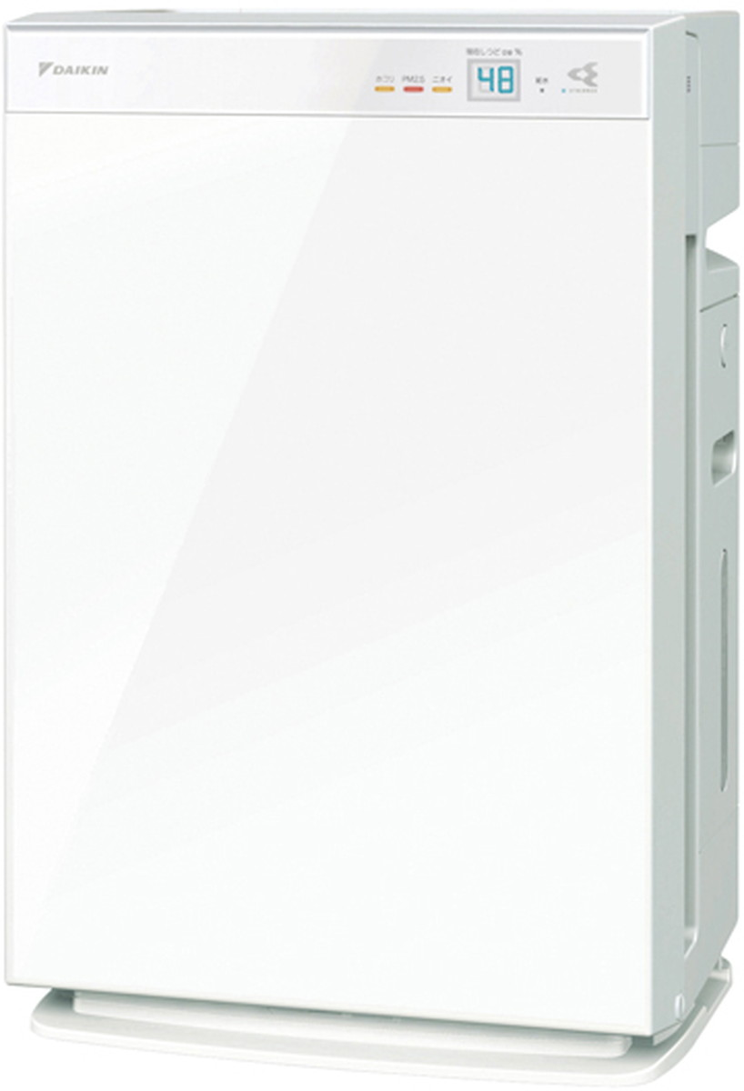 【送料無料】-加湿ストリーマ空気清浄機 ACK70U-W(ホワイト) 品番 my24-6150-00-- 1入り-【MY医科器機】JAN 4548848613427