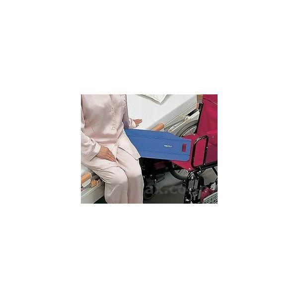 ★最大P24倍★ 1/9-1/16【全国配送可】-移座えもんボード ブルー (DVD付) モリトー 品番【】C14613-【介護用品TYA】JAN4560260160280