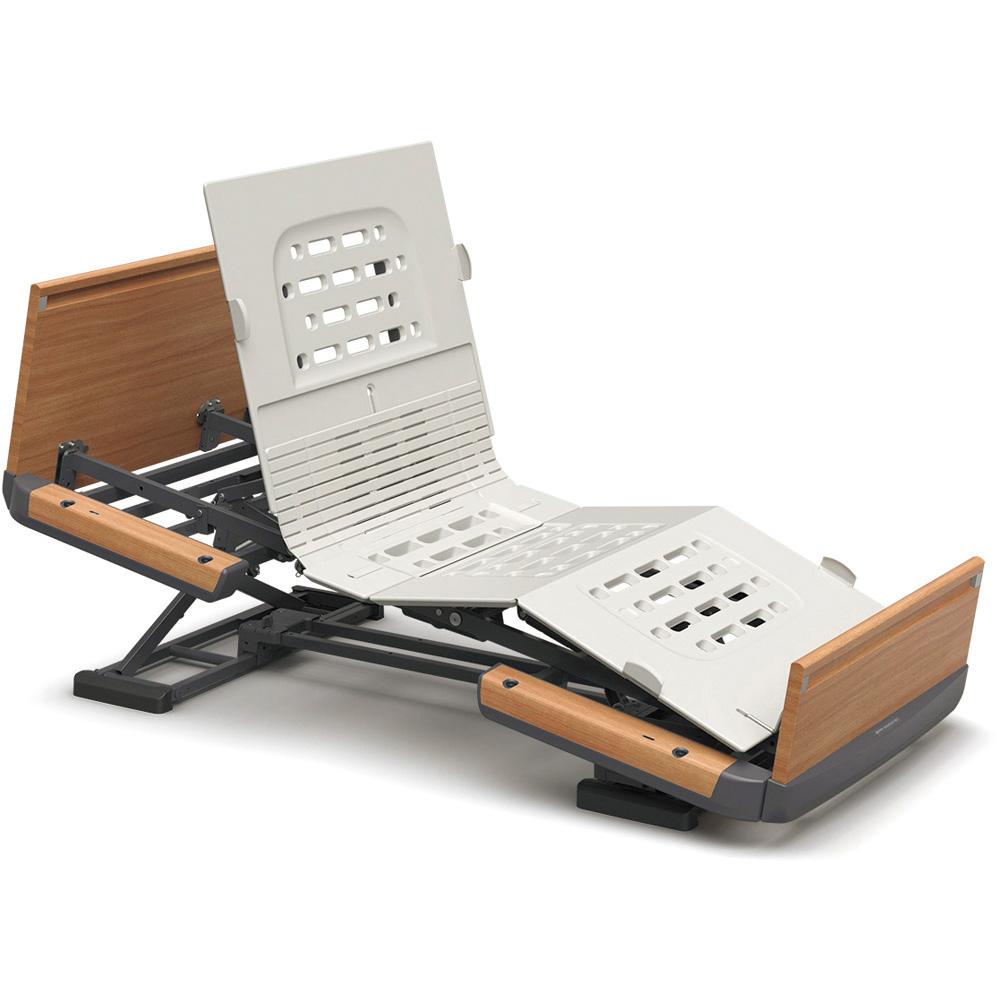 楽匠Z 2M木製ボード脚側ロー幅91レギュラー非 パラマウントベッド 品番 KQ-7232 C24734 JAN