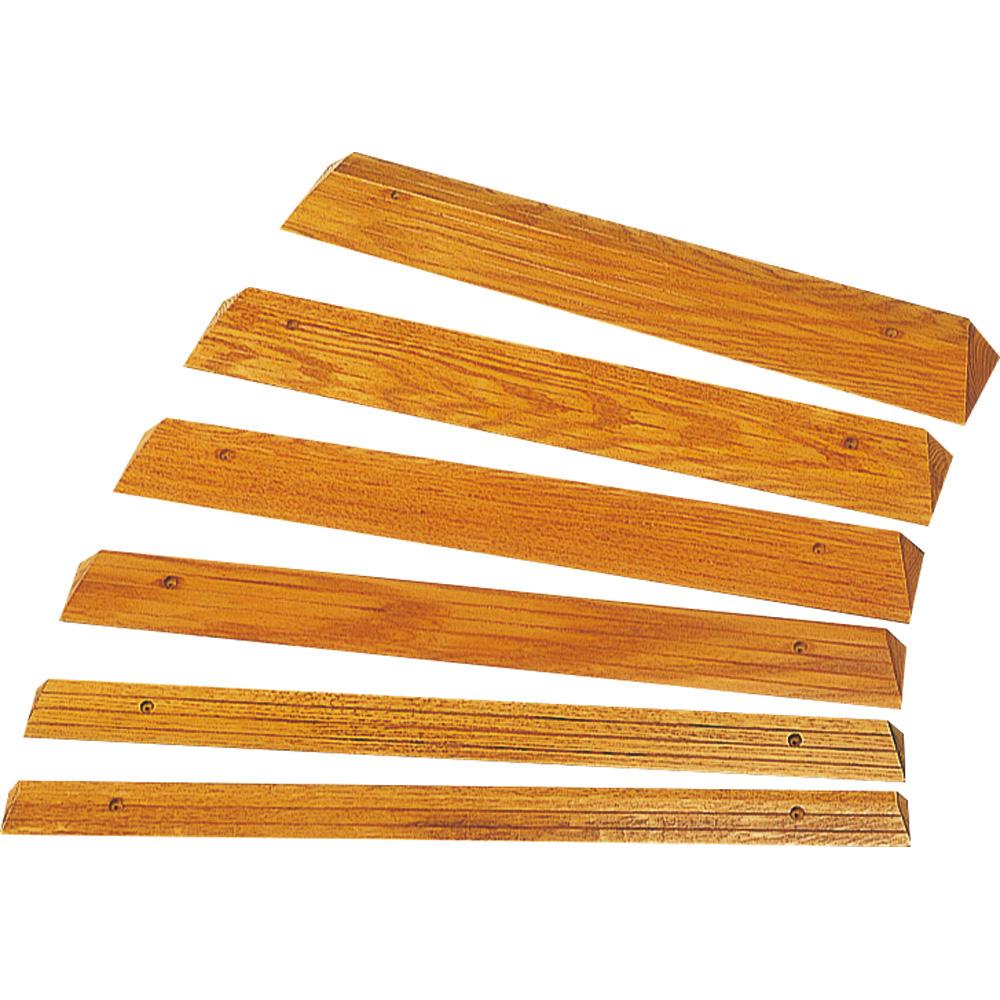 木製ミニスロープ 高さ4.0 長さ140 トマトサンクス 品番 C40 F006718 JAN 4515177613626
