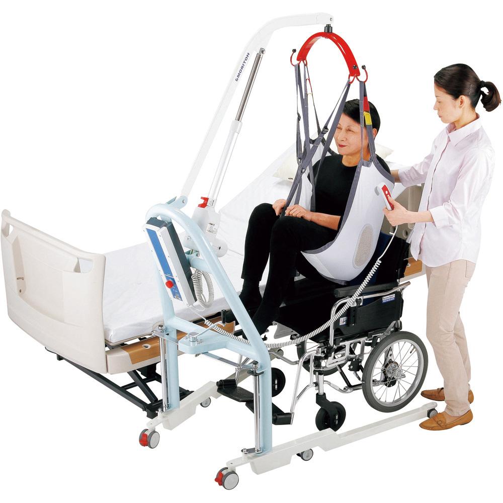 介護リフトつるべーY6セット 非 モリトー 品番 F1256 JAN 4560260160624
