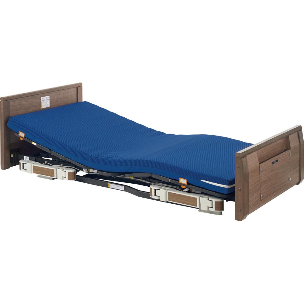 ラフィオポジショニングベッド木製フラット2モーター非 プラッツ 品番 P110-21BAR C27752 JAN 4539940005098
