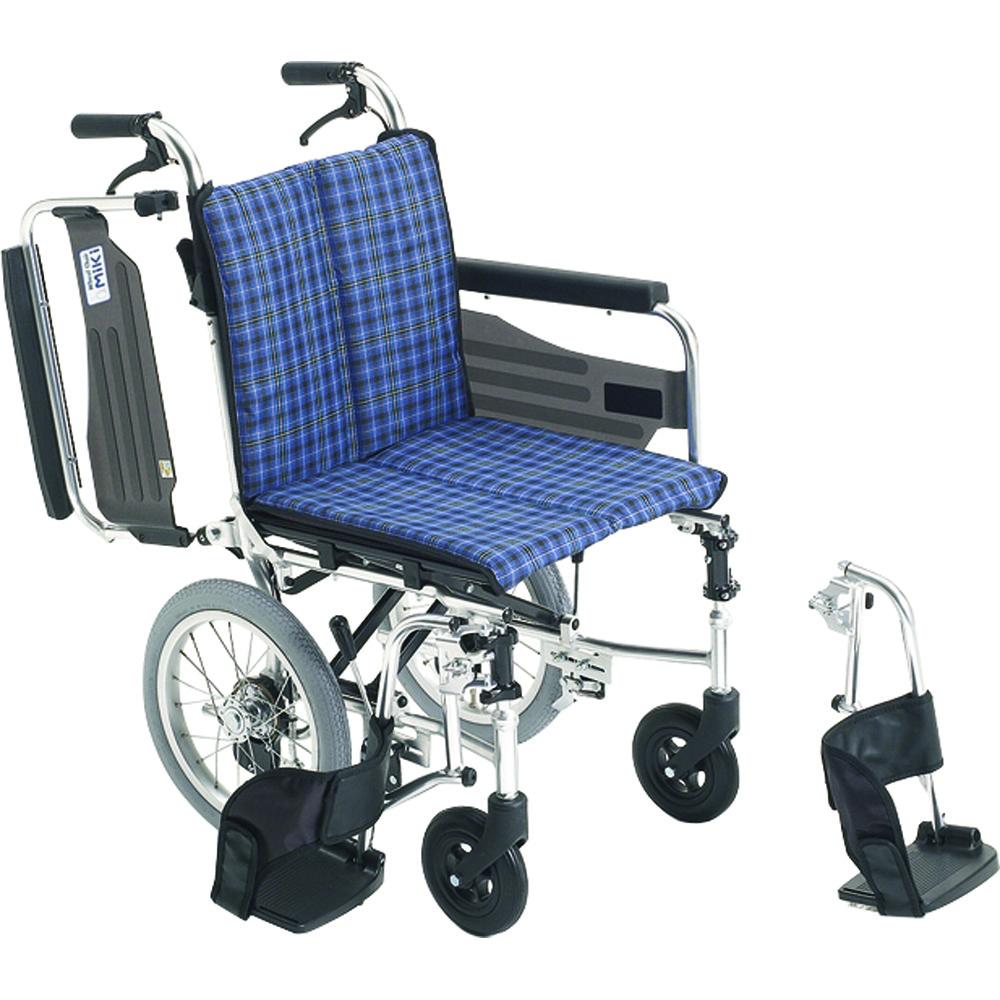 スレンダー車いすスキット2 SKT-2 #A-4非 ミキ 品番 SKT-2 E1617003 JAN 4536697111348