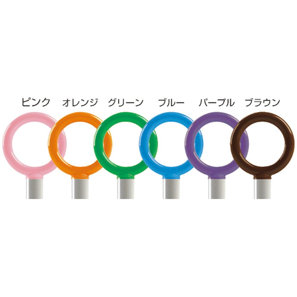★ポイント最大16倍★サポートピラー固定式支柱 ピンク サンポール 品番 SPP-48U F133312 JAN 4573461720122