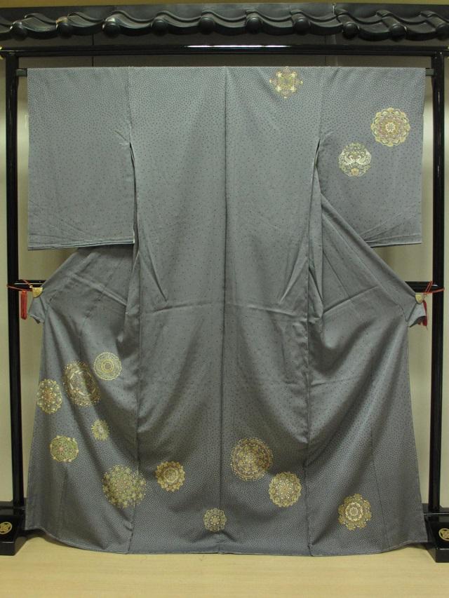 内蔵寮 ( くらりょう ) 特選 訪問着展示品 絹100%送料無料