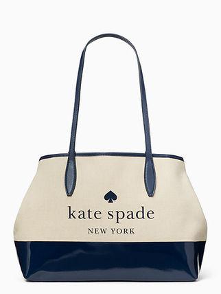 ケイトスペード レディースバッグ Kate spade street tote small side snap 【あす楽対応】