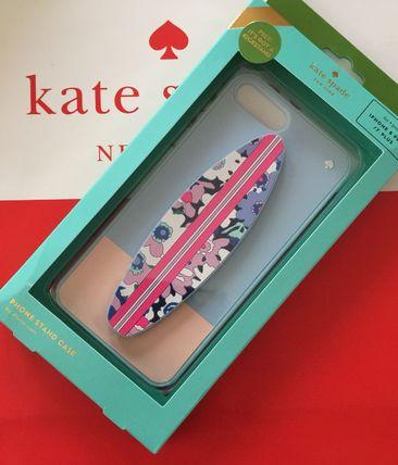 ケイトスペード Kate spade silicone urfboard stand iphone 7plus/8plus case シリコン サーフボード スタンド - 7plus/8plus アイフォンーンカバー 代引き不可【あす楽対応】