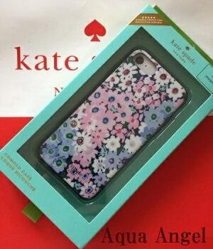 ケイトスペード  Kate spade アイフォンケース 7plus/8plus ジュエル デイジーガーデン 8plus/ 7plus iphone case お花模様 代引き不可【あす楽対応】