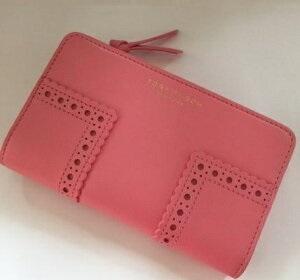 トリーバーチ 36766 レディース財布 TORY BURCH スマートフォン ウォレット ピンク系 可愛い