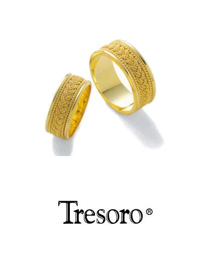 【送料込み】結婚指輪**MARRIGE RING☆Tresoro**Gold crochet**01K01/01H01*k18