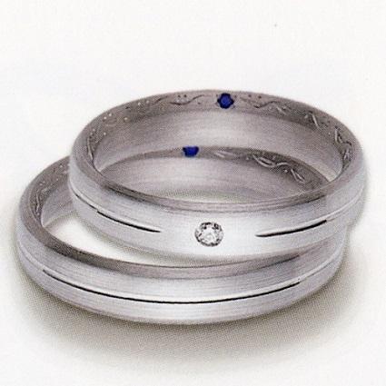 【送料込み】☆POUR de VRAI☆天使のダイヤモンド ◇ANGE**結婚指輪 【楽ギフ_包装