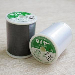 FK30 入手困難 フジックス タイヤー 絹地縫糸 9号500m つくる楽しみ 絹 人気上昇中 100% 地縫糸 絹100%