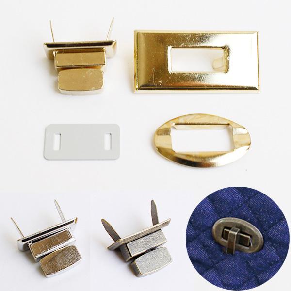 M308 ひねり 金具 ひねり止め ひねり金具 鞄 つくる楽しみ 5組入 豪華な 留め金具 休み 財布用 四角