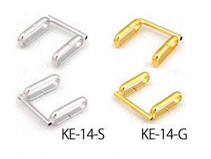 数量限定 KE14 国内即発送 帯留め金具 2個入 つくる楽しみ