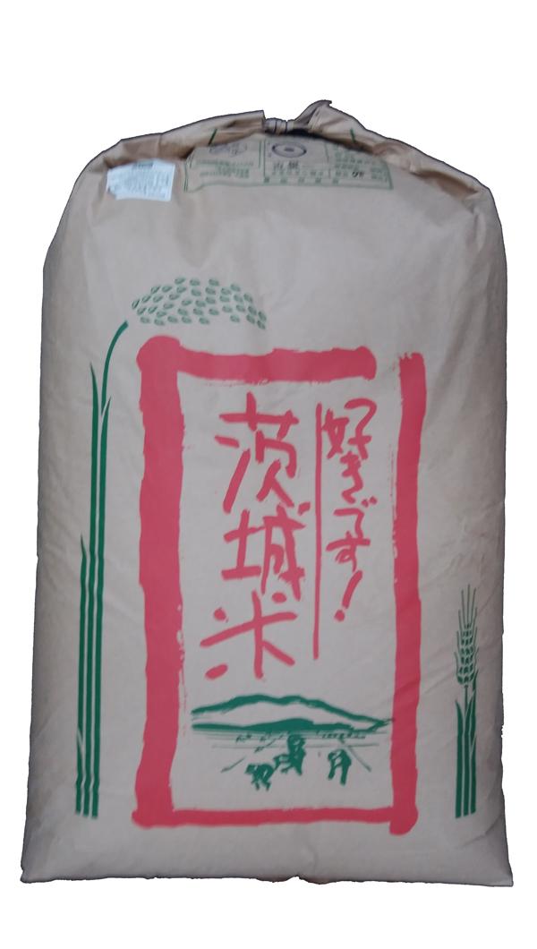 茨城県産一番星(減農薬)30年産1等米25kg玄米