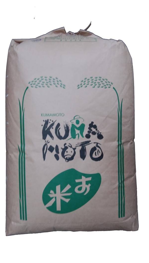 熊本県産森のくまさん30年産1等米25kg玄米