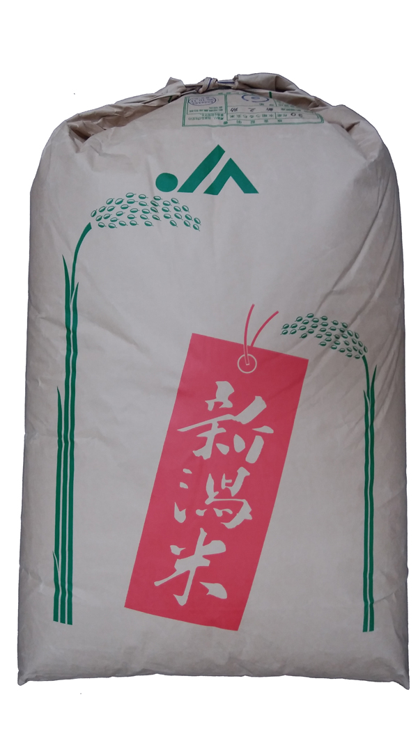 新潟県南魚沼産 新之助30年産1等米25kg玄米