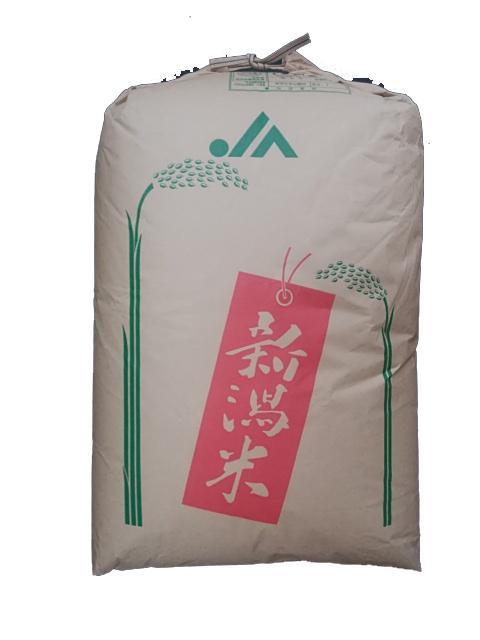 新潟県南魚沼産 新之助令和元年産1等米25kg玄米