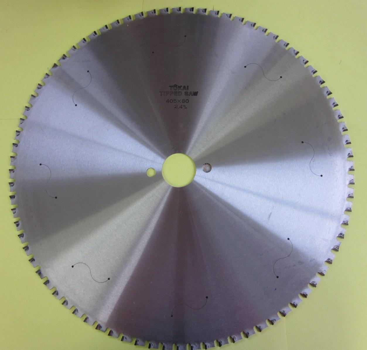 遠州丸鋸 鉄・ステンレス カットソー(サーメット) 405x80Px2.4mmx40mm