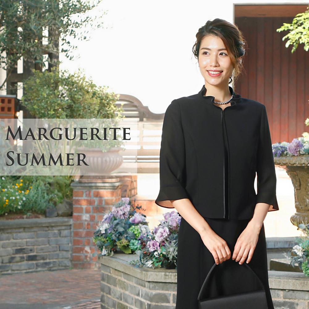 【8%クーポン発行中】 あす楽 夏用 涼しい ブラックフォーマル 喪服 礼服【送料無料】 S/M/L/LL m305