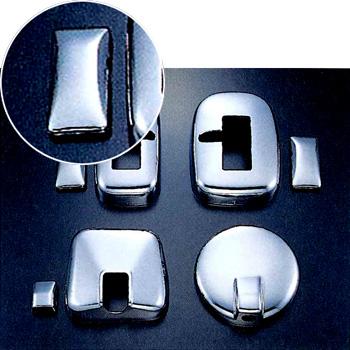 全店販売中 各車種ごとに豊富なラインナップ デザインが冴えるJET製☆ 三菱ふそう4トン 大型 ヒーター付ミラー用 日野大型プロフィア右サイドミラー用ミラーホルダーカバー いすず大型ギガ トラスト