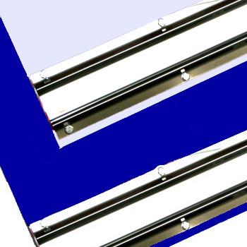 引出物 トレンド すぐ作れるオリジナルマッドガード ウエイト装着済みでポン付け可能☆ ウエイト付き泥除けEVAシリーズ ブルー ホワイト 1枚 2mm×600mm×900mm