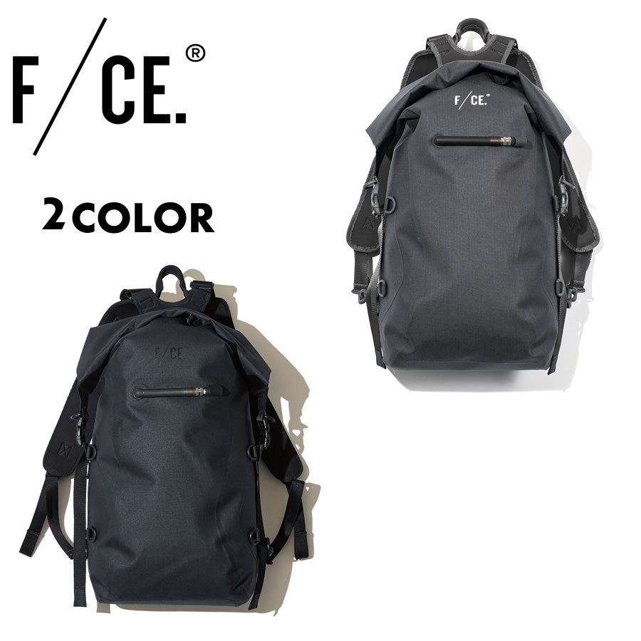 9c01c4f037e F/CE. (FICOUTURE) / perfection waterproofing backpack / CORDURA コーデュラ  material ...