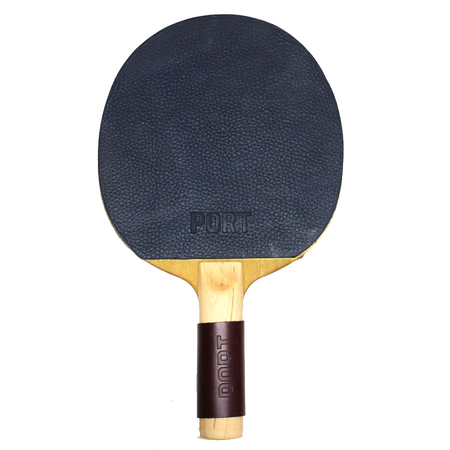 PORT LBC (ポート) / 卓球 ラケット / PING PONG PADDLE - NAVY x BLACK 【t79】