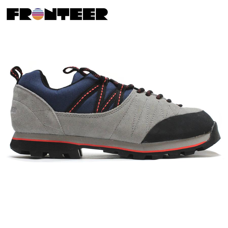 FRONTEER(フロンティア) / アウトドアシューズ スニーカー 靴 / GEOTREKKER - INTO THE CREEK / メンズ / スポーツ アウトドア VIBRAM 送料無料 【t79】