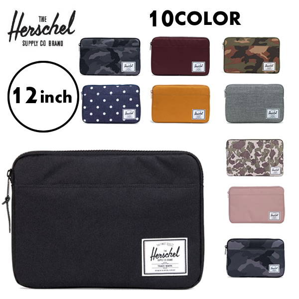 0f8a936016f Herschel Supply Herschel supply 12-inch computer cases PC MACBOOK   Anchor  Sleeve For 12 INCH Macbook - 5 color expansion   PC case MacBook