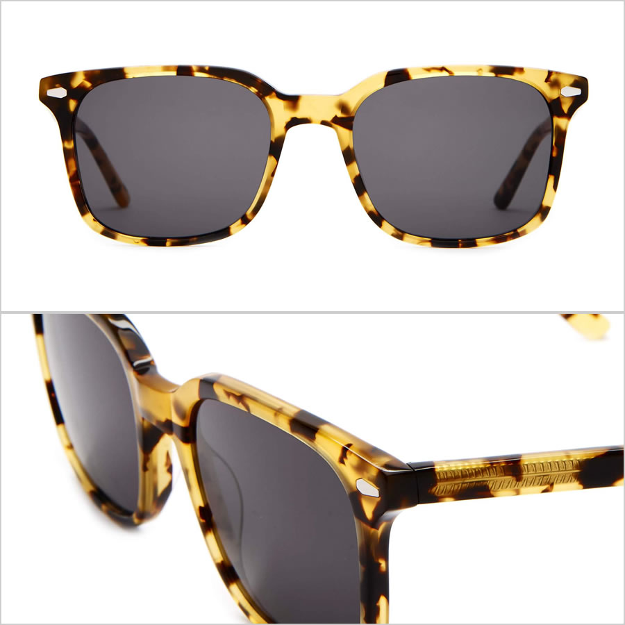 8fd1e6ed09 CRAP (crap) sunglasses EYEWEAR   THE CONGA JET   Tokyo Tortoise - Grey    CONGJ101GG unisex men gap Dis UV cut is pretty