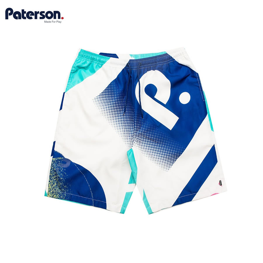 PATERSON(パターソン)/ 短パン ショーツ 水着 / WILDCARD SPORTS SHORT - PRINT / PAT-SS19-S01 / メンズ【t54】