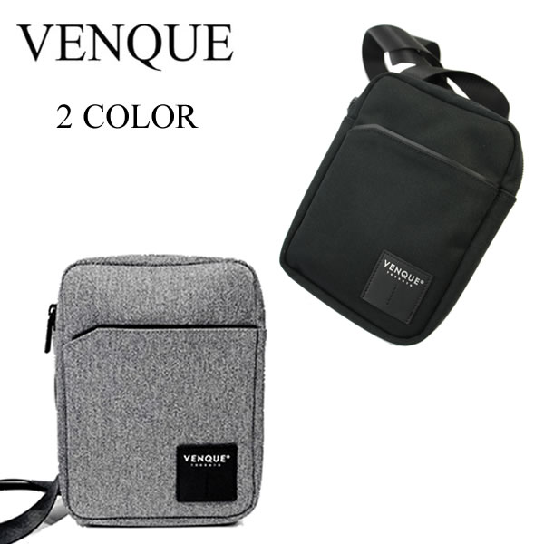 / waterproofing men business casual large-capacity leather genuine leather  ベンク with the VENQUE (ヴェンク) / waterproofing body bag porch / COSMO /
