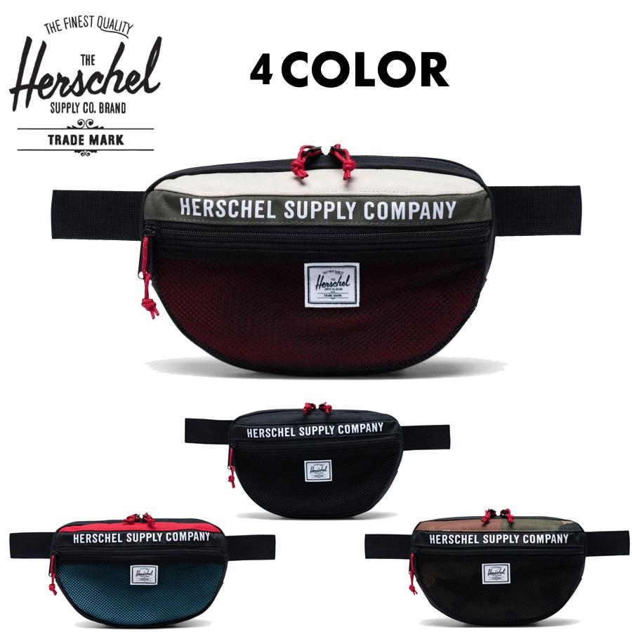 [正規品 無料ギフトラッピング可] Herschel Supply ハーシェルサプライ ウェストバッグ ショルダーポーチ / NINETEEN / 4カラー展開 / 10590【t74】