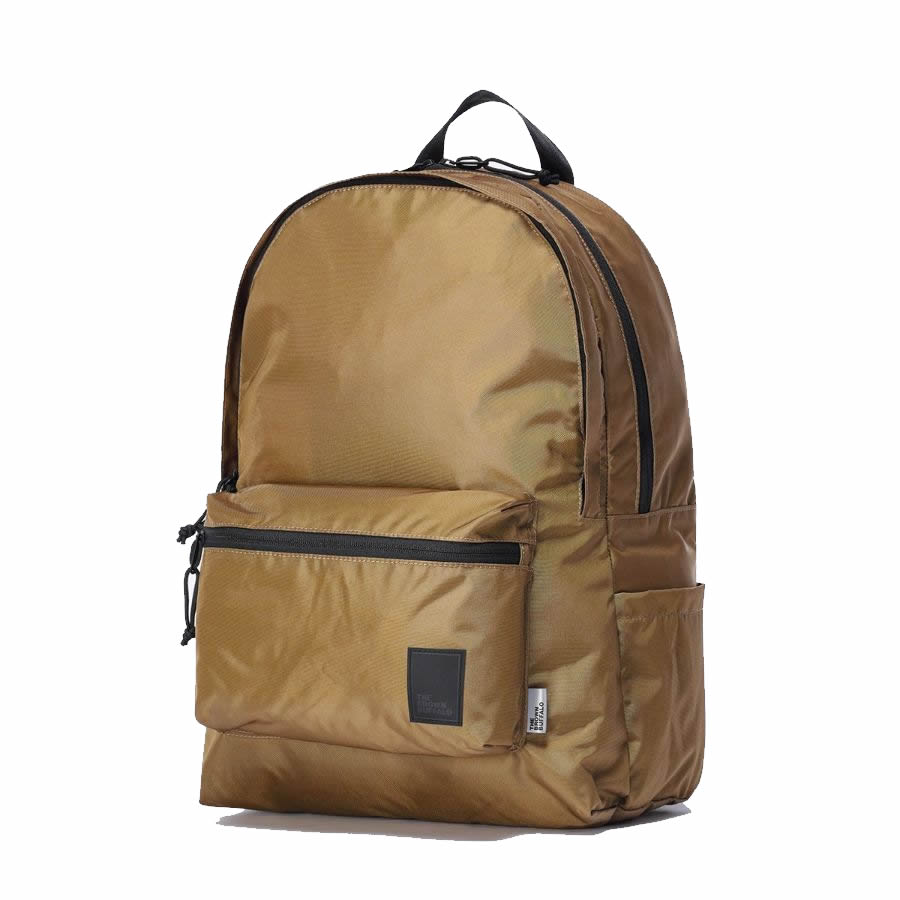 THE BROWN BUFFALO (ザブラウンバッファロー) / バックパック リュックサック 撥水 / CORDURA 420D / STANDARD ISSUE BACKPACK - COYOTE/ メンズ 通勤 通学 鞄 シンプル アウトドア 黒 ブラック PC A4 旅行 【t79】