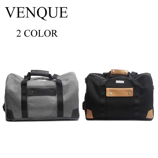 VENQUE ヴェンク / 3WAY duffel bag shoulder bag backpack / Daffle Pack / 2  variety of colors / domestic regular dealer / one year product guarantee