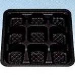 [送料無料/業務用]1段 使い捨て弁当容器電子レンジ対応 嵌合透明蓋付き 600セット(CR 5-2)弁当(お弁当)のテイクアウトにプラスチックの弁当箱(お弁当箱/使い捨て弁当箱/弁当容器/弁当パック/お弁当パック) 激安の使い捨て容器(入れ物/パック)【smtb-F】
