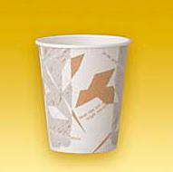 熱與冷杯分類為業務使用熱敏紙杯 8 盎司 (240 毫升) 風 50 件時尚、 可愛: 一次性紙杯 (紙 / 杯 / 玻璃 / 熱 / 絕緣 / 一次性杯 / 保溫杯) (廉價) 百貨用品和咖啡