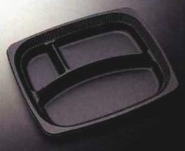 [送料無料/業務用]1段 使い捨て弁当容器電子レンジ対応 透明蓋付き 600セット(CT-HMR 3A)弁当(お弁当)のテイクアウトにプラスチックの弁当箱(お弁当箱/使い捨て弁当箱/弁当容器/弁当パック/お弁当パック) 激安の使い捨て容器(入れ物/パック/食品用/容器/器)