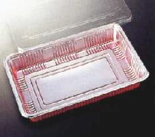 【送料無料】【メーカー直送】【業務用】 1段 使い捨て弁当容器DXHS-10 透明の蓋付きセット 800個入り弁当(お弁当)のテイクアウトにプラスチックの弁当箱(お弁当箱/使い捨て弁当箱/弁当容器/弁当パック/お弁当パック) 激安の使い捨て容器(入れ物)【smtb-F】